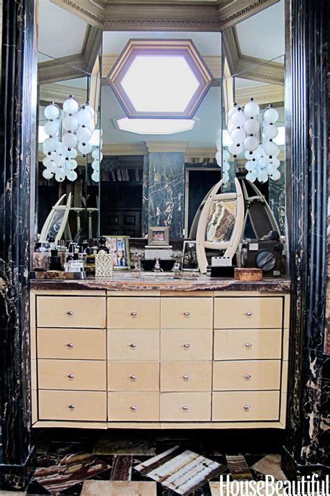 Kelly Wearstler S Bathroom Vanity Is Eccentric Funky And Funky Bathroom Vanities