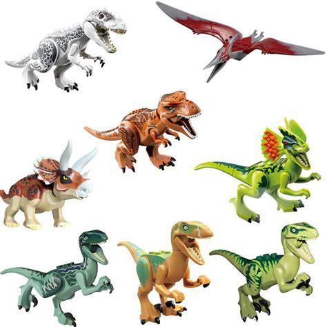 Lele Dinosaur World Jurassic World buy wholesale lego dinosaur from china lego
