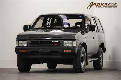 Japanese Classics 1990 Nissan Terrano