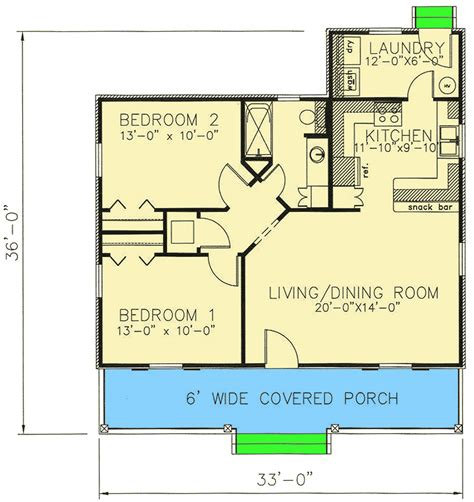 country cottage floor plans country cottage in two versions 2546dh architectural designs house plans