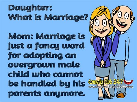 Wedding Jokes by What Is Marriage Joke Pictures Photos And Images For