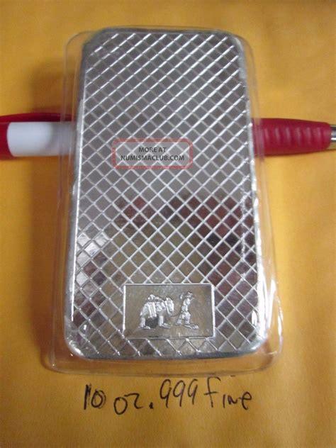 10 troy ounce silver bullion bar 10 oz 999 silver eagle bullion bar