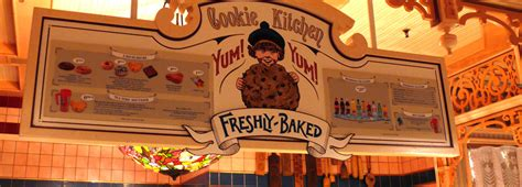 Cookies Kitchen by Cookie Kitchen Menu Dlp Guide Disneyland