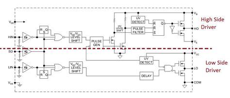 testing ir2110 gate driver ic engineersgarage