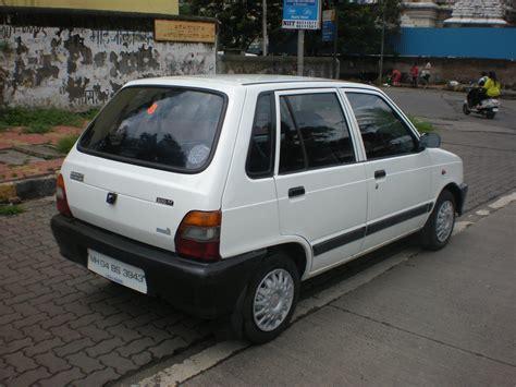 Suzuki Used Cars Buy 2003 Petrol Used Maruti Suzuki 800 Dx Car Cnd36275