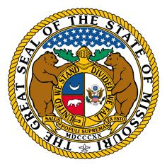 Missouri State Archives Records The Great Seal Of Missouri Missouri Of State