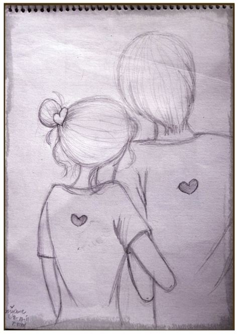 imagenes a lapiz faciles de amor imagenes de amor a lapiz para dibujar archivos dibujos