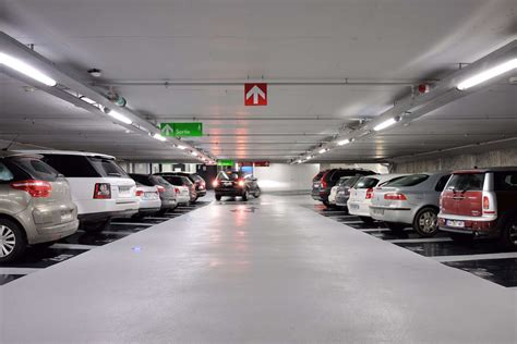 Parking Garage Cars Bordeaux Centre Hotel With Car Park