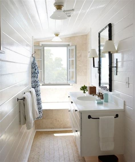 fixer narrow bathroom 30 best images about bathroom ideas on