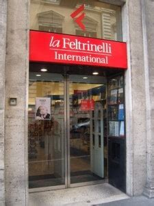libreria feltrinelli international roma rome bookshops guide best bookshops in rome
