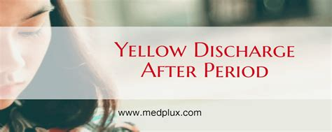 yellow discharge  period  pregnancy odor itchy
