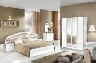 chevet athena chambre a coucher blanc