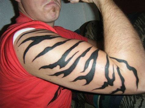 tiger stripe tattoos tattoos of tiger stripes search future projects