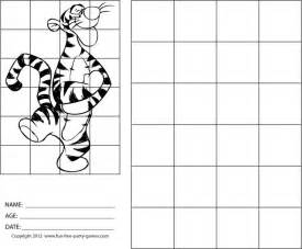grid drawings templates 667 best images about kid worksheets on