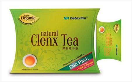 Detox Clenx Tea by Lelaki May 2016