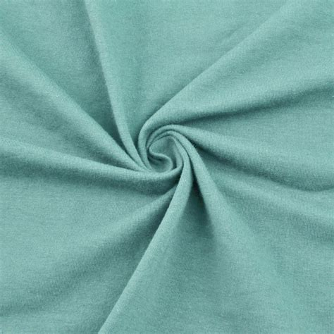design your own jersey knit fabric aqua cotton lycra jersey knit fabric combed 10oz cotton