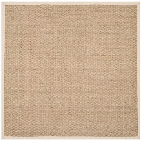 8 foot square rugs safavieh lyndhurst beige ivory 8 ft x 8 ft square area rug lnh212d 8sq the home depot
