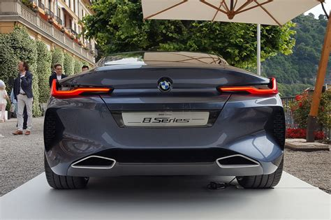 Home Interior Window Design by It S Back Bmw Concept 8 Series Previews New Plush Coupe