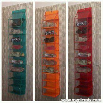 Rak Sepatu Gantung Grosir Eceran grosir hanging organizer h 0857 2979 2968 grosir