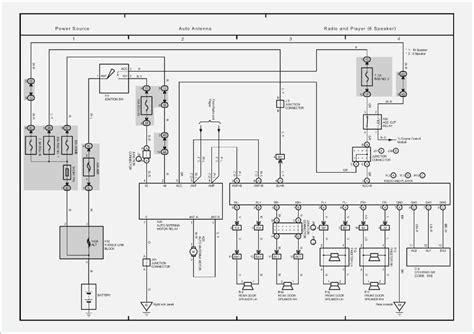 2008 toyota tacoma stereo wiring diagram 2008 toyota