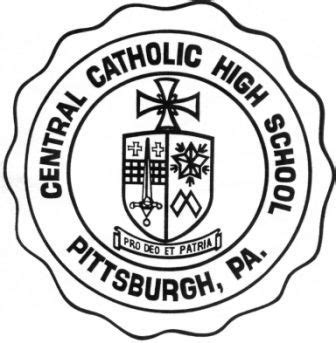 Central Catholic High School Pittsburgh Wikipedia Seal St Template