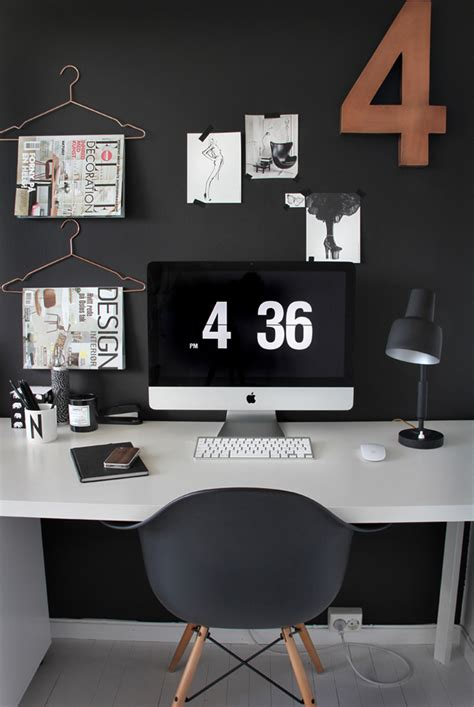 Design Home Apple Black Imac Apple Computer Arrangement