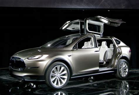 Are Tesla Cars All Electric Image Tesla Model X Electric Car