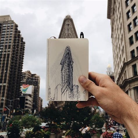 sketchbook new york new york sketchbook by christian borger freeyork