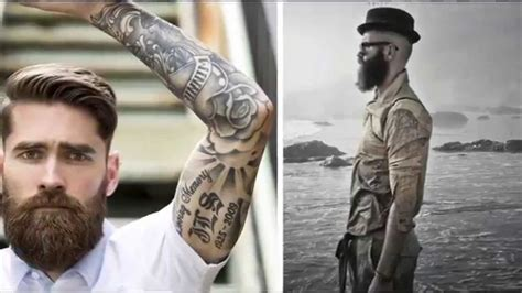 tattoo inspired clothing image result for beard design beard and hair