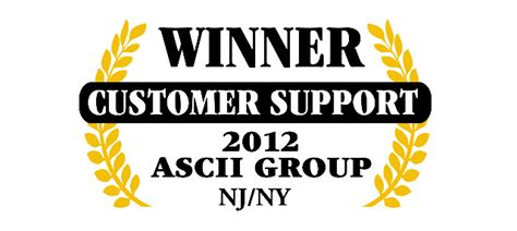 best customer support intronis awarded best customer support at ascii summit