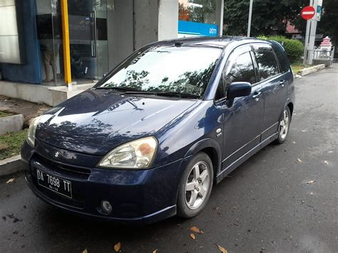 sudah dijual suzuki aerio new model 2005 my notes