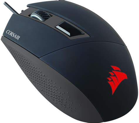 Corsair Gaming Katar Gaming Mouse buy corsair katar ambidextrous optical gaming mouse free