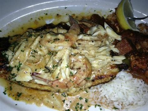 pappas seafood house desserts picture of pappas seafood house houston tripadvisor