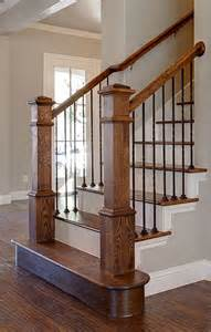 banister and baluster 25 best ideas about metal balusters on rod