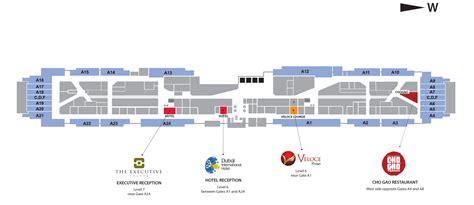 dubai airport floor plan dubai international airport hotel hotel location map