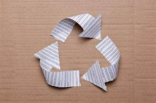 Paper From Recycled Paper - the benefits of paper recycling