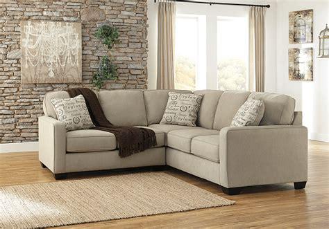 Raf Sofa Sectional by Alenya Quartz 2pc Raf Sofa Sectional Cincinnati