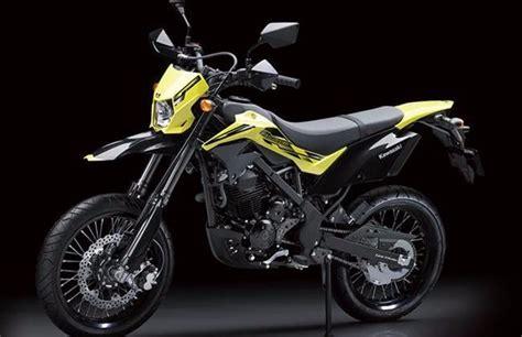 Motor Klx Tracker pilih kawasaki d tracker atau klx 150 oto