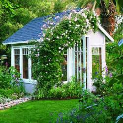 Garden Shed Ideas Photos Ideas For Decorating Garden Sheds Orchid Flowers