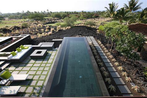 Mission Style Speisesaal by Kona Residence Ein Wahres Architekturjuwel Auf Hawaii