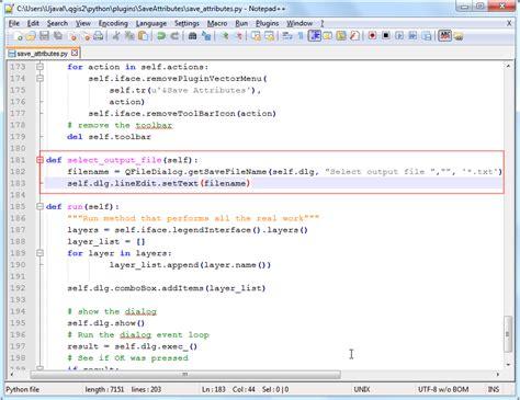 python tutorial nederlands een plug in in python bouwen qgis tutorials and tips