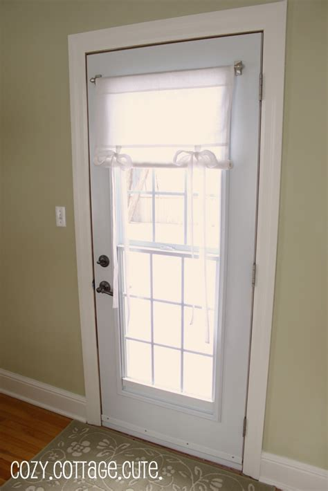 Backdoor Or Back Door by Curtain Idea For Back Door Diy