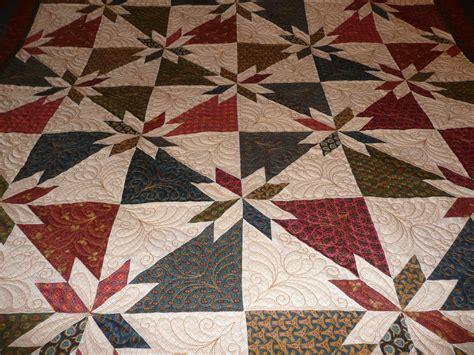 quilt pattern hunters star acorn ridge quilting cheryl s hunter star quilt