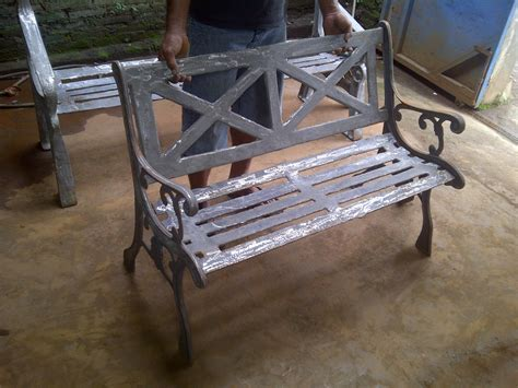 Kursi Taman Besi Murah jual kursi taman harga murah klaten oleh cv baja sp