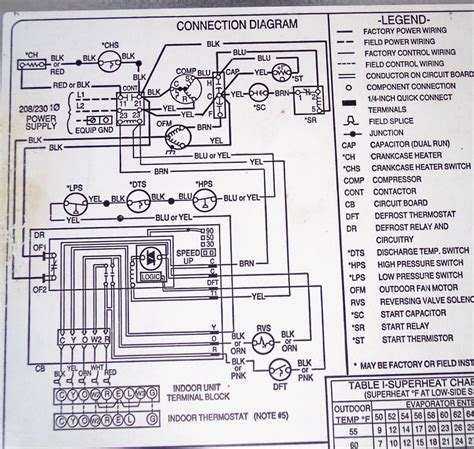 carrier ac unit wiring diagram wiring diagram with