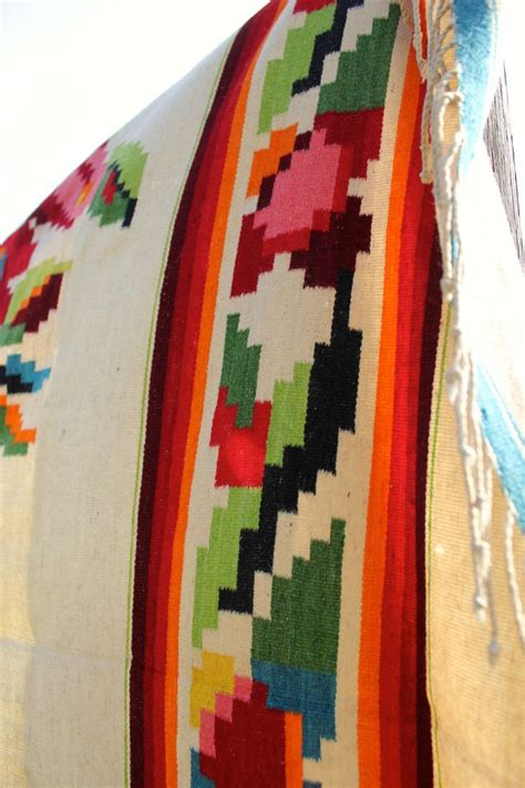 Handmade Mexican Blankets - 57 best mexican blankets images on mexican