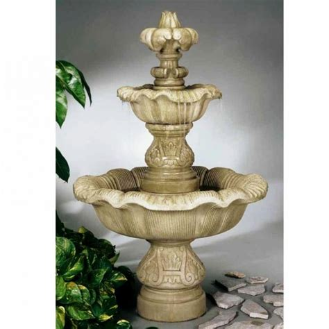 10 relaxing and decorative outdoor water fountains rilane