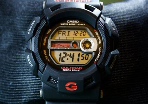 Casio Gshock G9100 Gulfman casio g shock gulfman g9100 1