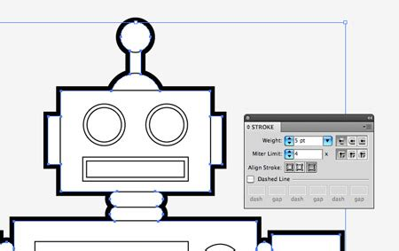 tutorial illustrator robot tutorial adobe illustrator crear un robot vectorial
