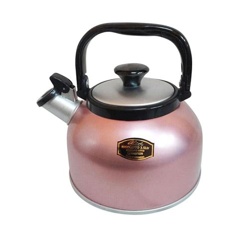 Maspion Teko jual maspion whistling kettle rigoletto teko air 3 5 l